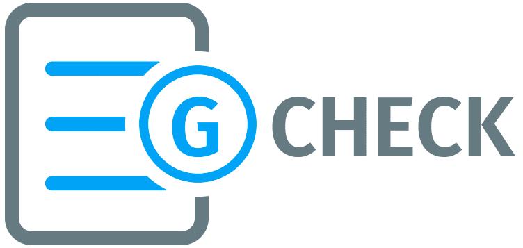 Logo G-Check